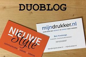 Duoblog: Wat hebben Heel Holland Bakt, een kerstpakket en Facebook gemeen?